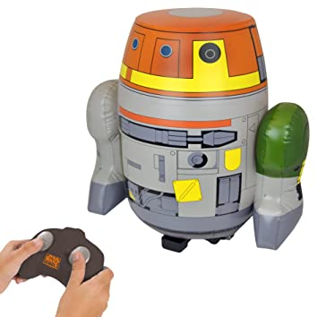 Amazon.es: Bladez - Star Wars Chipper Hinchable RC con Sonido