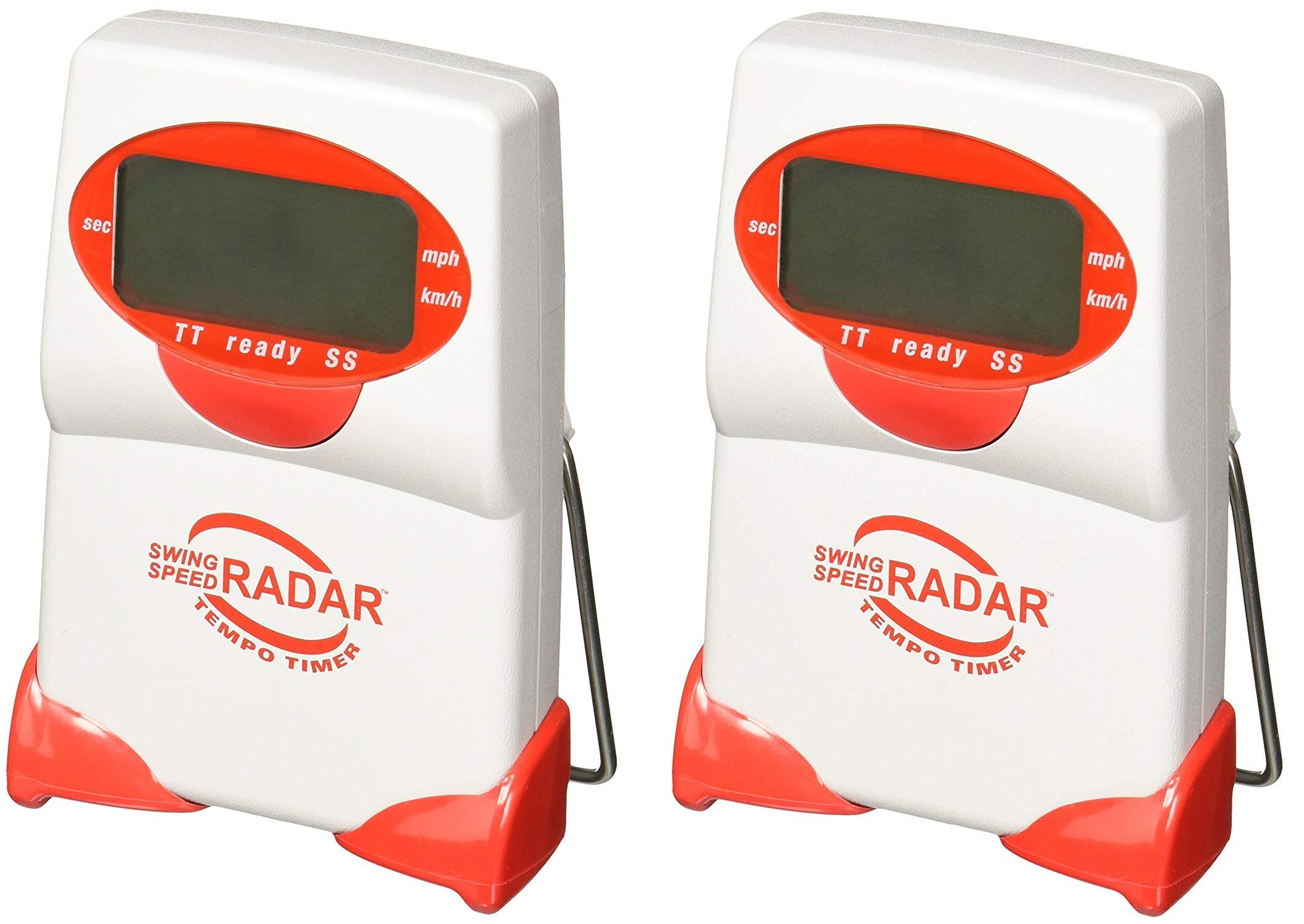 Sports Sensors Swing Speed Radar with Tempo Timer (Pack of 2) by Sports Sensors, Inc