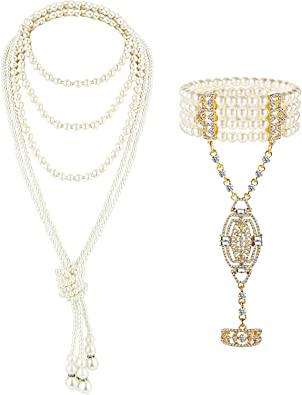 bijoux années 20 argent