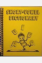 Short-Vowel Dictionary