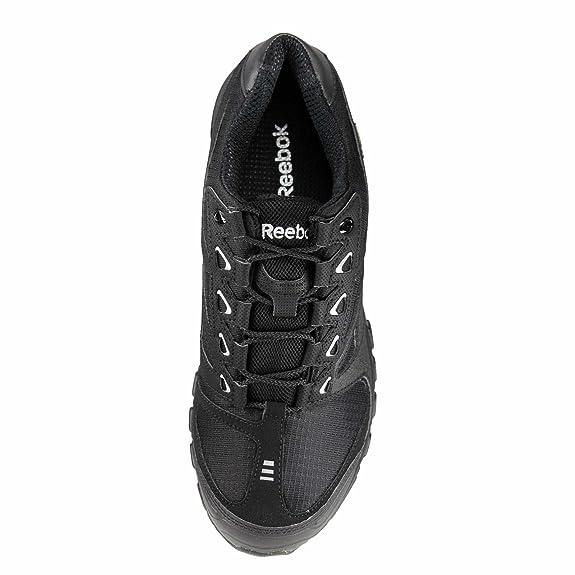 3d12bc5617 Reebok Crossfit - Reebokskye Peak IV GTX - Zapatillas para Caminar - Black  Silver Steel  Amazon.es  Zapatos y complementos