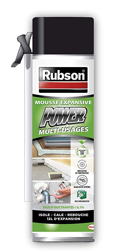 Rubson 1450646 - La expansión de la espuma Potencia 300 ml