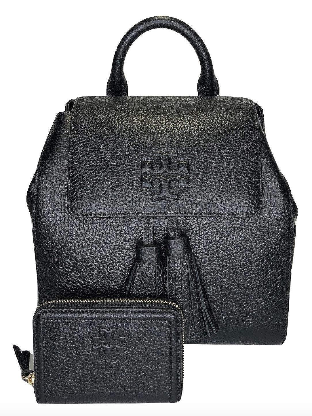 7d465c796fa Amazon.com: Tory Burch Thea Mini Backpack bundled with Tory Burch ...
