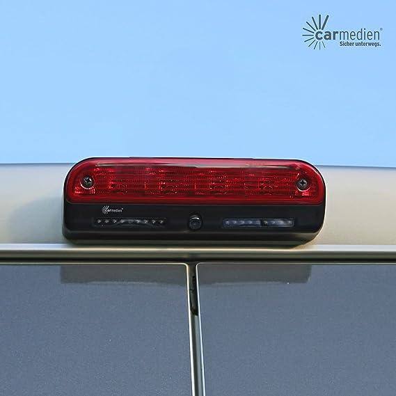 Rückfahrkamera Für Fiat Ducato Peugeot Boxer Citroen Jumper Kamera Integriert In 3 Bremslicht Dritte Bremsleuchte Auto