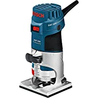 Bosch Professional GKF 600 - Fresadora de cantos