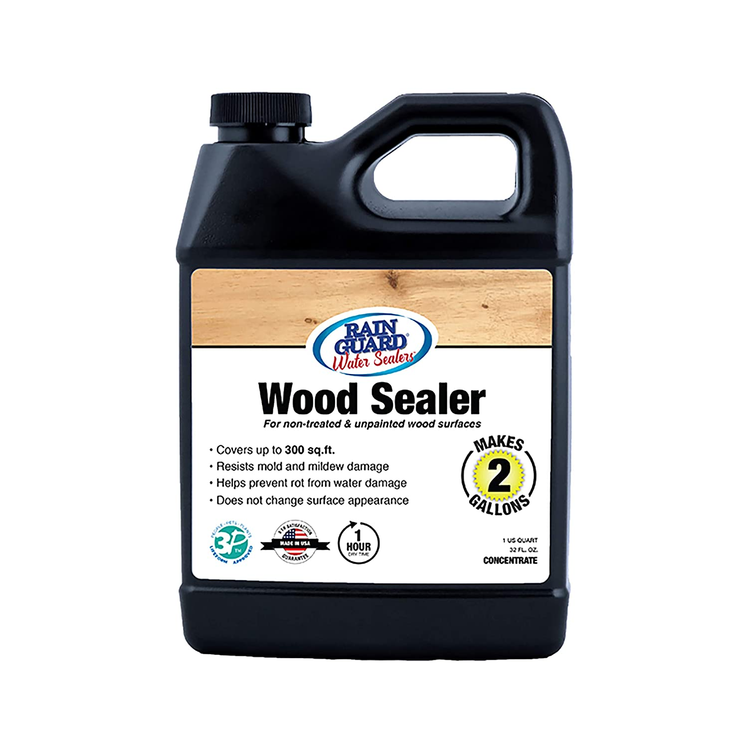 Rain Guard Water Sealers SP-8002 Wood Sealer Concentrate