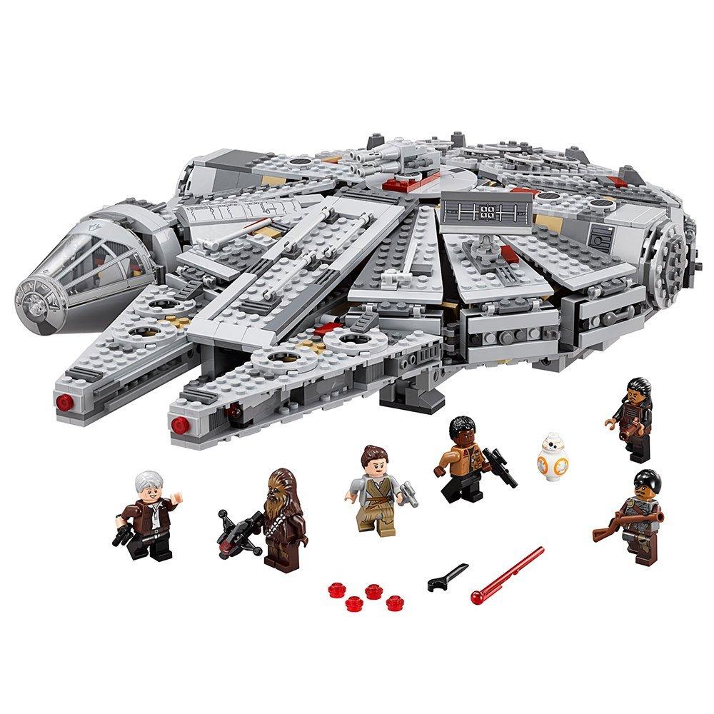 LEGO Star Wars Millennium Falcon 75105 Star Wars Toy by LEGO (Image #6)