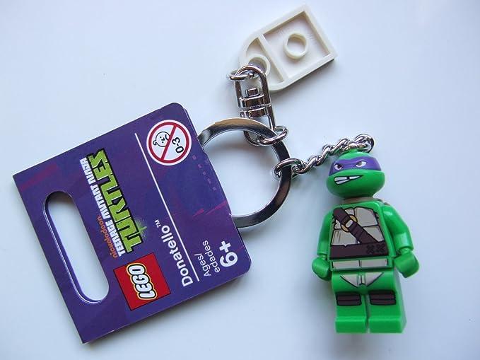 Llavero Lego Donatello
