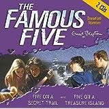 Five On Treasure Island & Five On a Secret Trail (Famous Five, Band 1)