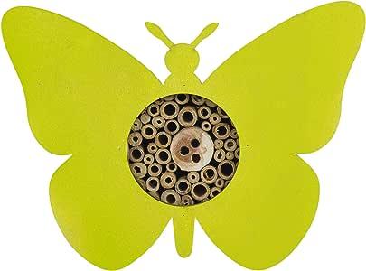 URBNLIVING - Caja de Madera Natural para Insectos, Casas de Hotel ...
