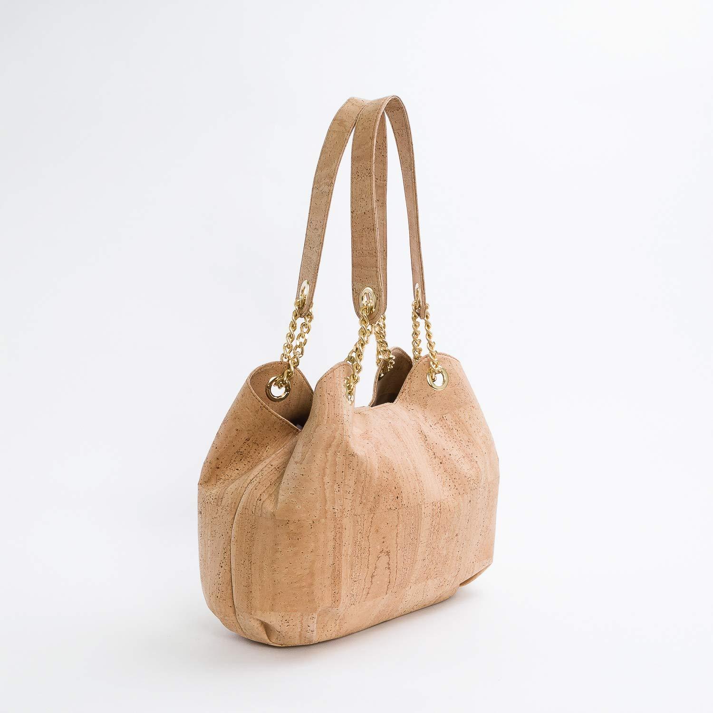 Amazon.com: Vegan Cork - Bolsa de hombro para mujer ...