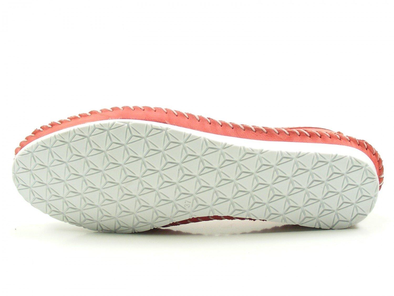 Andrea Conti Mokassins Damen Slipper 0027449 Ballerina Mokassins Conti Pink b18f64