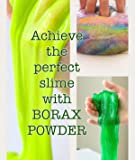Borax Powder, Slime Activator  85 Grams, Make Your Own Slime, Perfect Slime Every Time