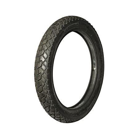 Michelin Sirac Street 3.50-19 63P Tube-Type Bike Tyre, Rear