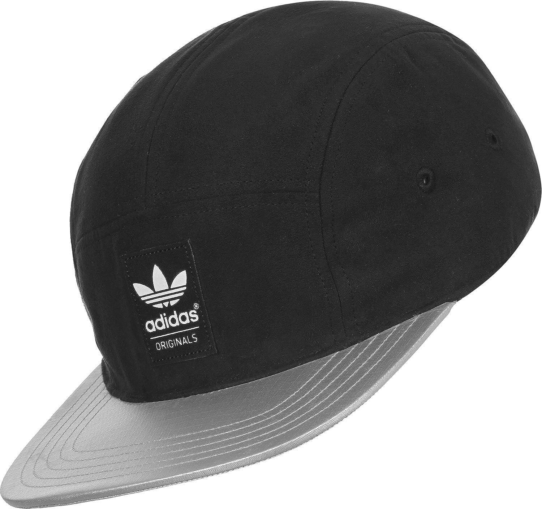 adidas - Gorra de béisbol - para Hombre Negro Large: Amazon.es ...
