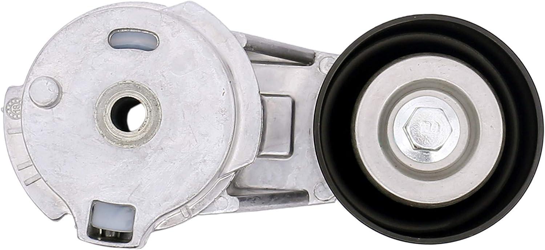 HICKS 38178 89034219 Automatic Belt Tensioner Assembly For Chevrolet Colorado Trailblazer//GMC Canyon Envoy//Isuzu Ascender i-280//Hummer H3 H3T//Buick Rainier//Oldsmobile Bravada//Saab 9-7X