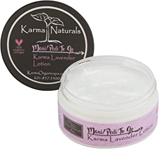 product image for Karma Organic Natural Lavender Lotion-Stress Relief, Moisturizer for Young and Dry Skin