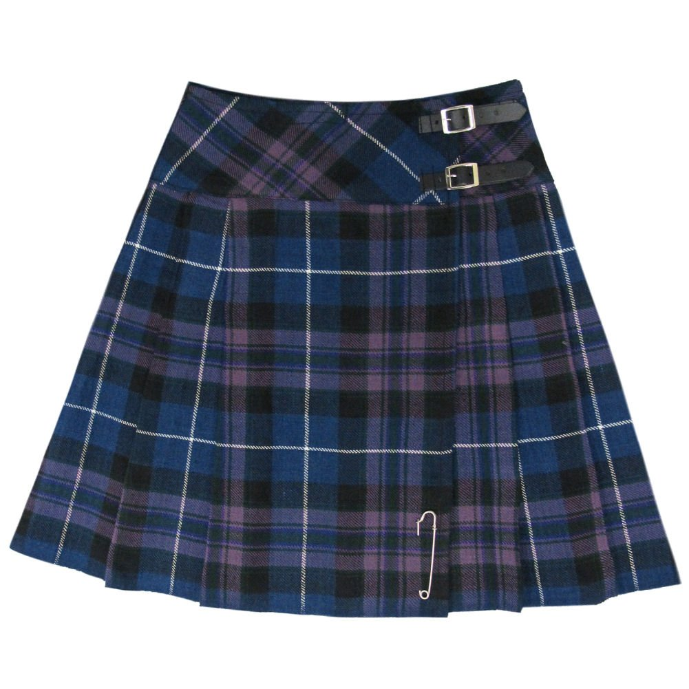 "Tartanista - Kilt donna viola 50, 8cm (20"") - Honour Of Scotland Kaybros KA-SKIRT_20_HON_SCOT"