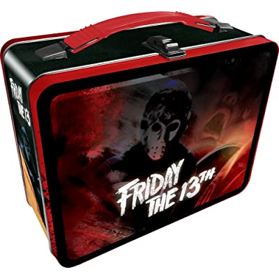 Aquarius Friday The 13th Large Gen 2 Tin Fun Box: Toys & Games