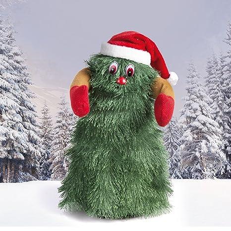 Immagini Natale Che Si Muovono.Albero Di Natale Ballerino Danza E Si Muove A Ritmo Di