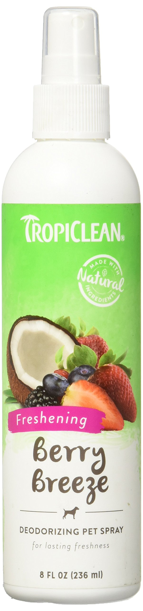 Tropiclean Berry Fresh Cologne