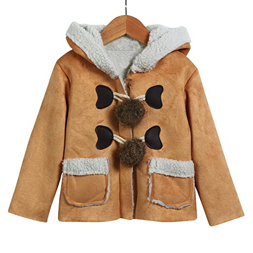 925320f6a Amazon.com  Sunbona Toddler Baby Girls Princess Cute Autumn Winter ...