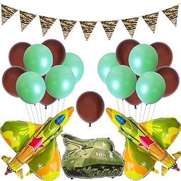 Jollyboom Kit de Suministros de Decoraciones de Fiesta de ...