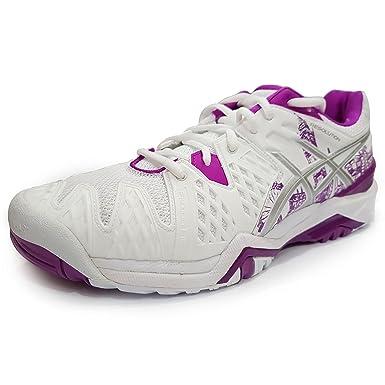 Chaussures Femme Asics Gel resolution 6 L.e. London: Amazon