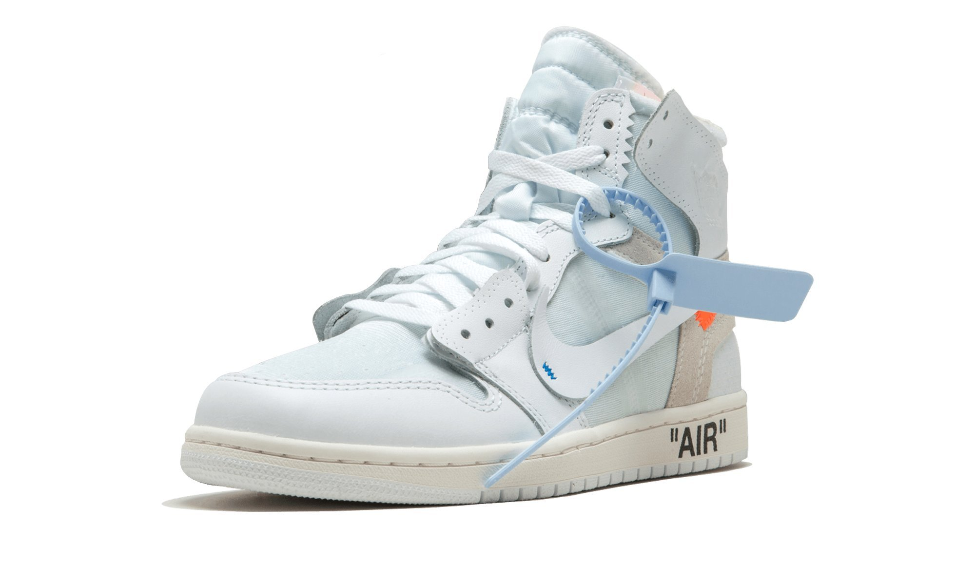 "b573979c582d6e Air Jordan 1 x OFF-WHITE NRG ""Part 2 Europe Exclusive"" – AQ0818 100 ..."