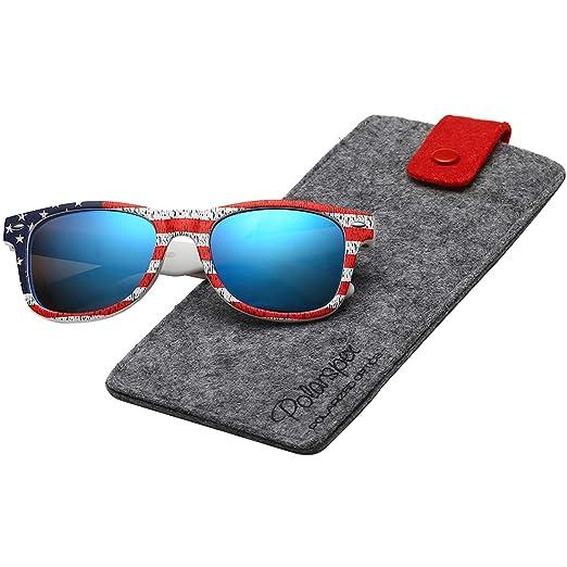 5cd0f58b7ce1 Polarspex Toddlers Boys and Girls Super Comfortable USA Polarized Sunglasses