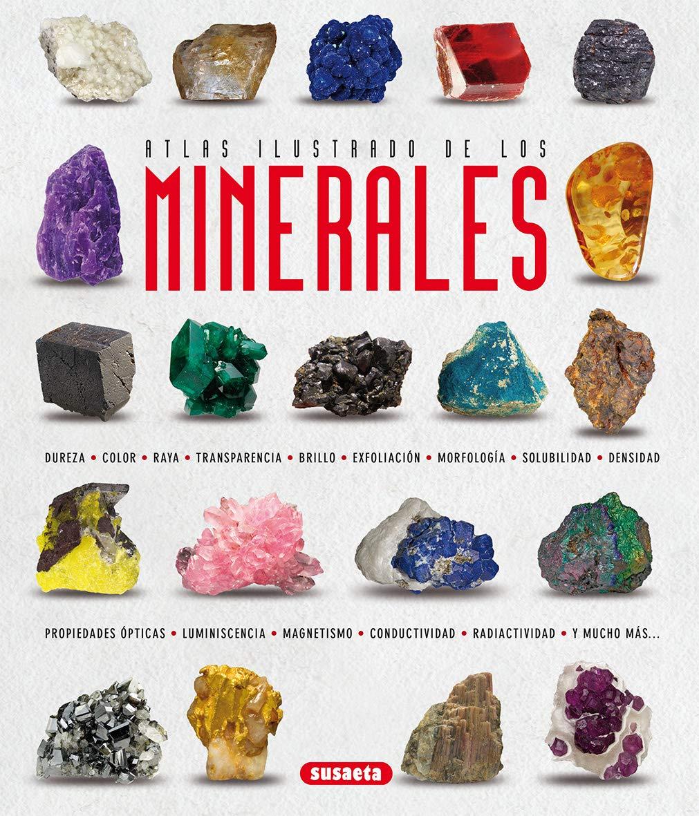Minerales (Atlas Ilustrado): Amazon.es: Duda, Rudolf, Rejl, Lubos: Libros