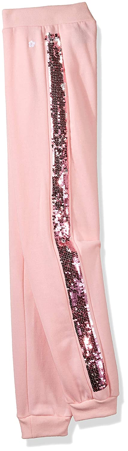 Limited Too Girls 2 Pack Sequin French Terry Pant Set