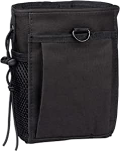 FIREDOG Military Molle Belt Tactical Paintball Magazine Mag Dump Ammo Pouch Utility Bag