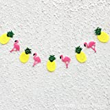 Amazon Price History for:Tinksky Hawaii Themed Summer Party Banner Girls Room Decoration Happy Birthday Garland Banner Pennant Luau Party favors
