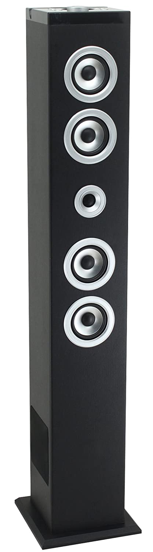 Torre DE Sonido INFINITON ST-120 Negro, Bluetooth, 120W, USB/SD
