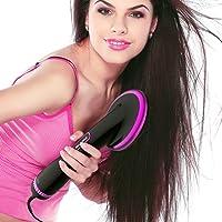 BANGMENG One Step Dryer & Styler Hot Air Paddle Brush