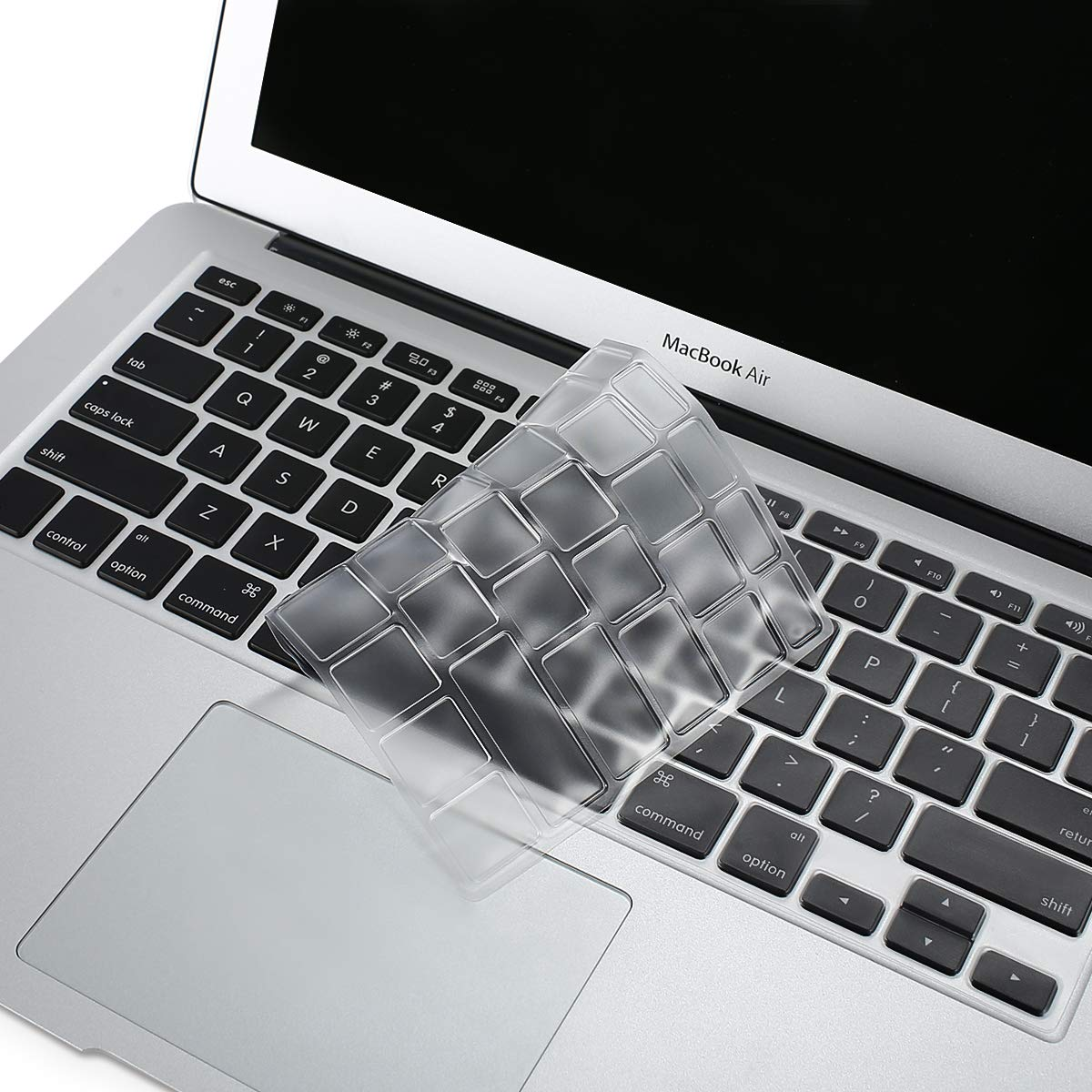 MOSISO Ultra Thin Keyboard Cover Protector Soft TPU Skin Compatible MacBook Pro 13//15 Inch with//Without Retina Display, 2015 or Older Version MacBook Air 13 Inch Rose Quartz Release 2010-2017