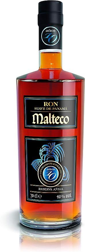 Malteco Ron 10 Años Reserva Añejo 40% - 700 ml in Giftbox