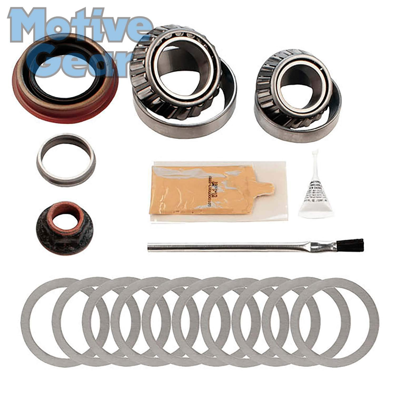 Motive Gear R8.8RTPK Light Duty Timken Bearing Kit, PBK Ford 8.8'' '81-'09 by Motive Gear