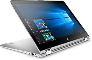 "HP ENVY x360 Convertible 2-in-1 Full HD IPS 15.6"" Touchscreen Notebook, Intel Quad Core i7-8550U Processor, 12GB Memory, 1TB HDD, HD Webcam, Backlit Keyboard, Bang & Olufsen Audio"