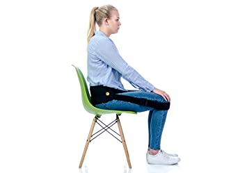 Nada Chair Su0027port-Backer for Lumbar Support (Blue)  sc 1 st  Amazon UK & Nada Chair Su0027port-Backer for Lumbar Support (Blue): Amazon.co.uk ...