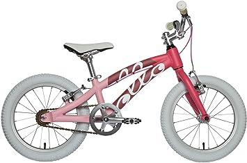 Bicicleta infantil de 16 pulgadas para niños y niñas de 4 – 6 años ...