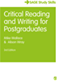 Critical Reading and Writing for Postgraduates (SAGE Study Skills Series) (English Edition)