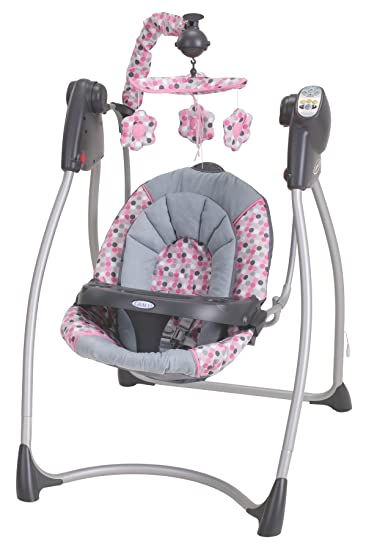 Graco Lovin Hug Swing With Plug In Ally Discontinued By Manufacturer