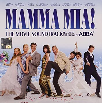 12ae92d02d2 Mamma Mia! The Movie Soundtrack