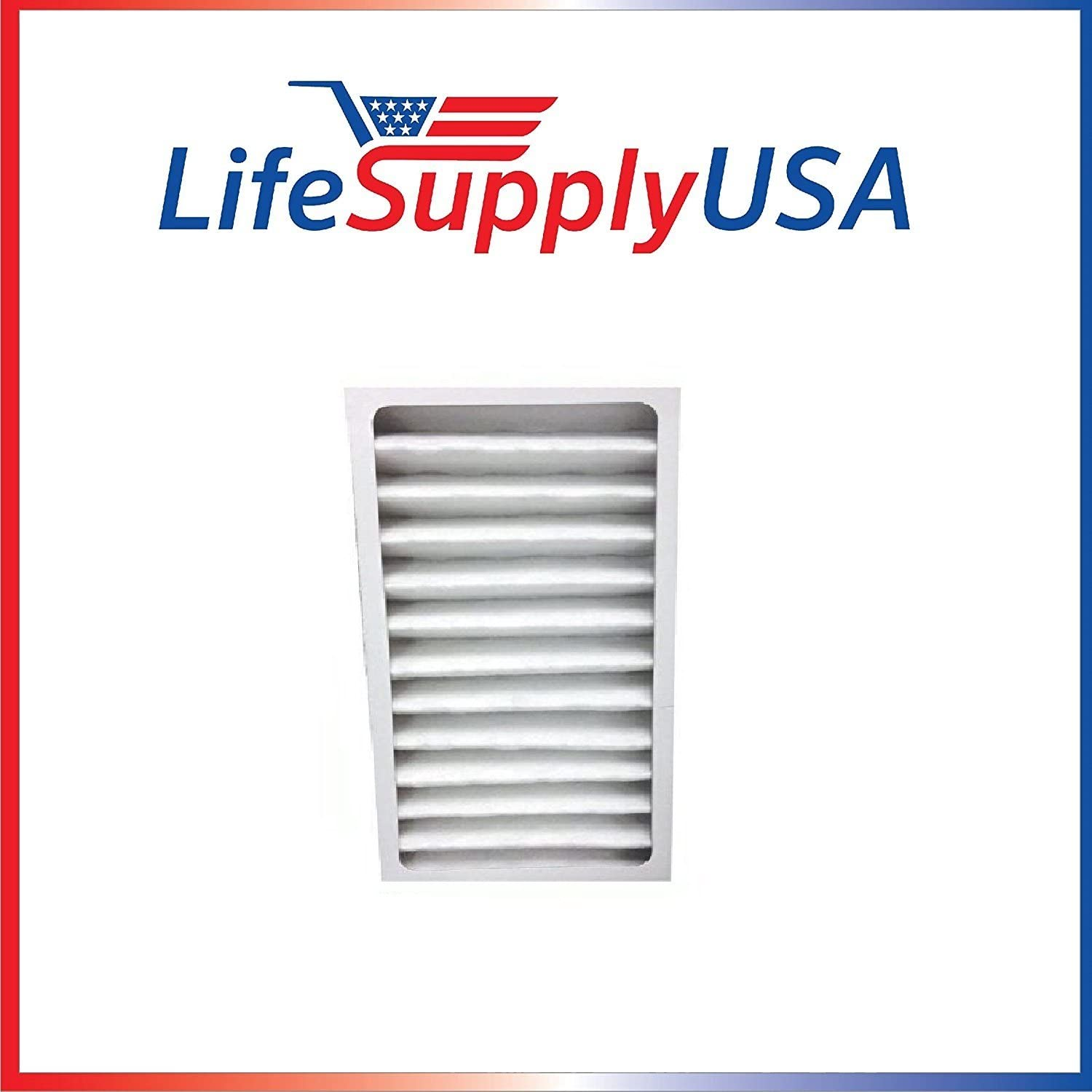 Compatible with Part 30963 30711 and 30730 Air Purifier Filter Think Crucial Replacement for Hunter 30710