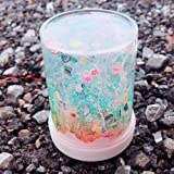 Livoty Beautiful Color Mixing Cloud Slime Clear