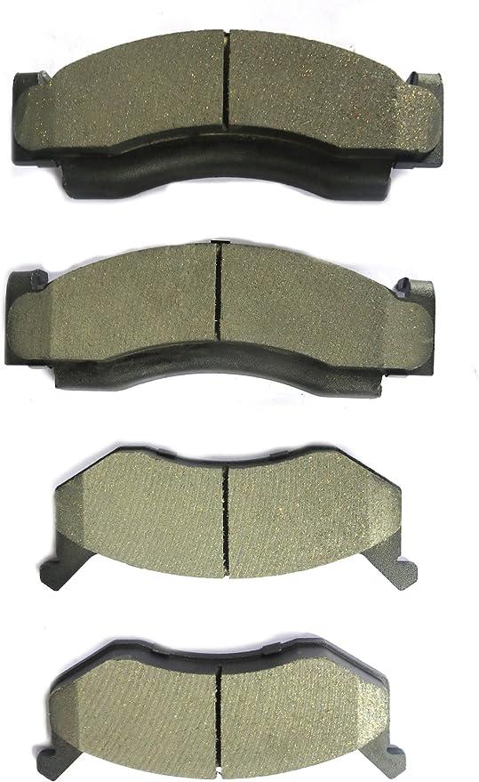 Dash4 CFD396 Optimizer Premium Brake Pad