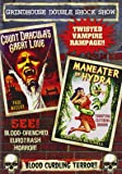 Grindhouse Double Feature: Count Dracula's Great Love (1973) / Maneater of Hydra (1967)