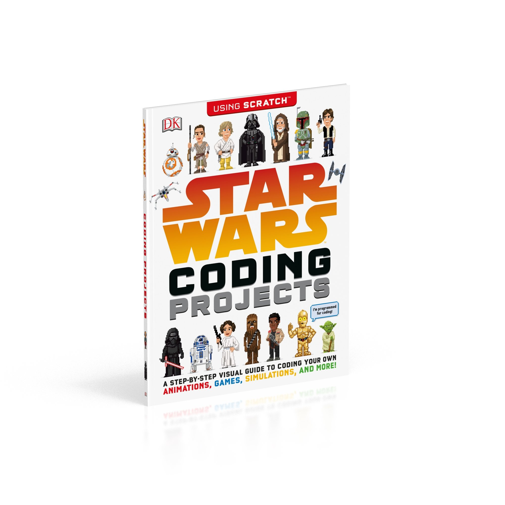 Star Wars Coding Projects: A Step-By-Step Visual Guide to Coding Your Own Animations, Games, Simulations an: Amazon.es: Jon Woodcock, Kiki Prottsman: Libros ...